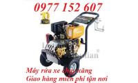 Bán máy rửa xe chạy bằng xăng 13 hp hàng chính hãng