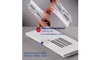 Cung cấp giấy in toa thuốc định lượng mỏng 40gsm và 45gsm