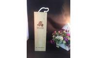Bán hộp đựng rượu vang gỗ thông, sản xuất hộp đựng rượu bằng gỗ