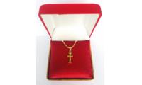 Tượng Thiên Chúa ba ngôi cao sang đúc từ vàng quý hiếm 9,5 triệu