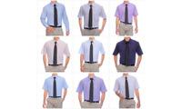 Công ty nhận may áo sơ mi đồng phục giá rẻ