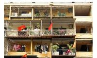 Cho thuê căn hộ khu tập thể Nghĩa Tân, Cầu Giấy, Hà Nội