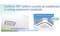 Đơn vị cung cấp Máy lạnh âm trần cassette Daikin FCQ125KAVEA inverter