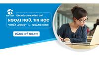 Đào tạo HDV Du lịch, thi chứng chỉ ngoại ngữ & tin học tại Quảng Ninh