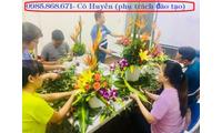 Học cắm hoa ở Đà Nẵng - Quảng Nam - Huế - Quảng Ngãi - Quảng Trị
