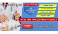 Liên thông cao đẳng Xét nghiệm chất lượng ở TpHCM