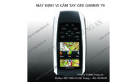 Máy đo định vị GPS Garmin Map 78
