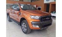 Ford Ranger Wildtrak 3.2 màu cam giao ngay giá tốt và khuyễn mãi lớn