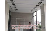 Lắp giàn phơi thông minh tại chung cư Indochina Plaza