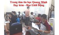 Tìm chỗ học Autocad tại Hà Nội