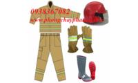 Quần áo chữa cháy theo thông tư 48 HCM