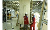 Đóng thùng gỗ xuất khẩu tại KCN Thăng Long