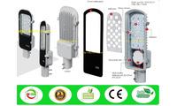 Đèn đường led Dhled JD công suất 50W đến 120W bảo hành 3 năm