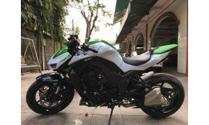 Kawasaki z1000 2016 mới keng