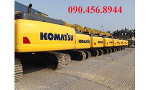 Đại lý độc quyền bán máy xúc đào Komatsu PC200-8M0 gầu 1,2m3
