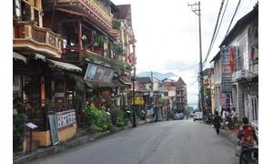Bán đất xây khách sạn phố cổ Cầu Mây thị trấn Sapa
