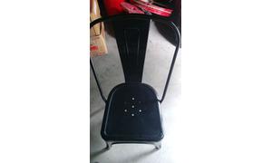 Ghế tolix màu đen mới 98% giá rẻ