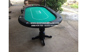 Bán bàn poker, bàn chơi poker, đóng bàn poker -  bàn có sẵn, giá rẻ