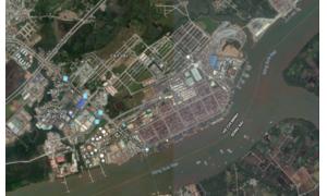 Cần bán gấp khu đất cổng C cảng Cát Lái - Sổ hồng chính chủ