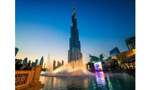Dubai nơi thành phố tương lai