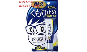 Gel lau kính cận chống hơi nước Nhật Bản