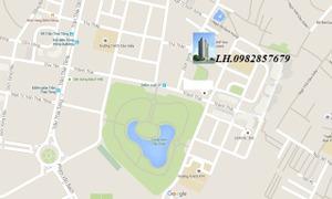 Hà Đô Parkside CC1 ngay cổng công viên Cầu Giấy căn D 2PN, giá 2.1 tỷ