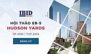 Hội thảo EB-5: Cập nhật thay đổi chương trình EB-5 sau ngày 19/01/18
