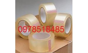 Băng dính phục vụ sản xuất, kinh doanh tại Hà Nội và các tỉnh