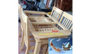 Bộ bàn ghế phòng ăn