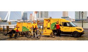 Vận chuyển phát nhanh DHL toàn cầu