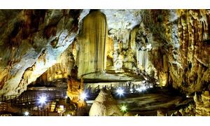 Tour Động Thiên Đường sông Chày Hang Tối 1.350.000vnđ