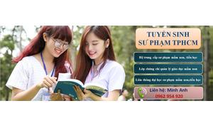 Địa chỉ liên thông đại học sư phạm mầm non 2018 ở TPHCM