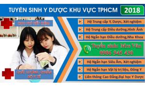 Trung cấp y dược Tôn Thất Tùng tuyển sinh năm 2018
