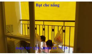 Bạt che nắng mưa ban công giá rẻ quận Hoàng Mai