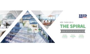 [Hội thảo đầu tư Mỹ nhận thẻ xanh] dự án the Spiral tại New York