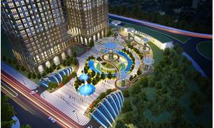 3 tỷ sở hữu căn góc 3PN view cầu Nhật Tân và sông Hồng