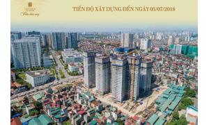 Chỉ 500 triệu sở hữu ngay căn hộ mặt đường Minh Khai