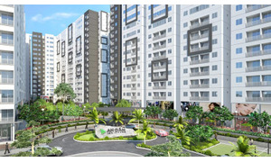 CĐT Singapore mở bán căn hộ TT Thủ Đức 800tr/căn có 2PN, 2WC