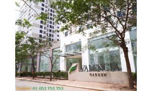 Mua nhà ở ngay - Căn ngoại giao Valencia Garden Việt Hưng ban công ĐN