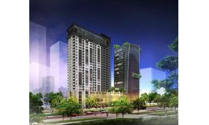 Dự án căn hộ cao cấp 2 mặt tiền đường Điện Biên Phủ