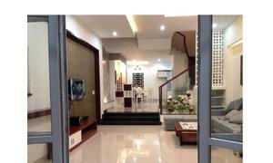 Bán nhà đẹp tại phố Khương Thượng, diện tích 27m2