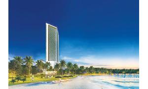 Sở hữu căn hộ và xe sang đón Tết cùng căn hộ Biển Marina Suites