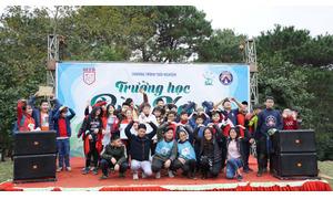 Trường học rừng xanh - Educamp, Vườn quốc gia Ba Vì, Hà Nội
