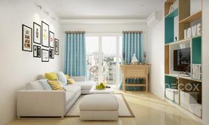 Cho thuê căn 3 ngủ CC Huyndai Hillstate 139m full nội thất