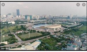 Suất ngoại giao dự án CT5-CT6 Lê Đức Thọ 26,5tr/m2