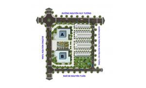 Bán căn hộ ban công Đông Nam tầng trung CC Thống Nhất Complex