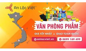 Văn phòng phẩm An Lộc Việt giảm giá đến 17% dịp cuối năm 2019
