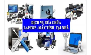 Sửa laptop, PC tại nhà Hà Nội 24h
