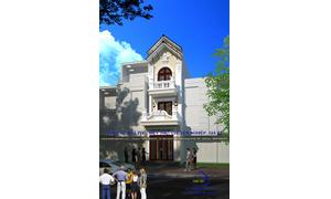 Nhận thiết kế nhà phố biệt thự, giá rẻ, quận 12, Hóc Môn, Bình Tân