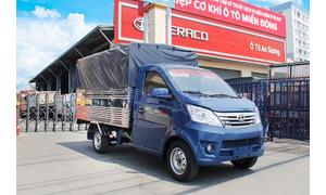 Xe  tải Tera 990kg  động cơ Mitsbishi Nhật Bản giá rẻ Tây Ninh.